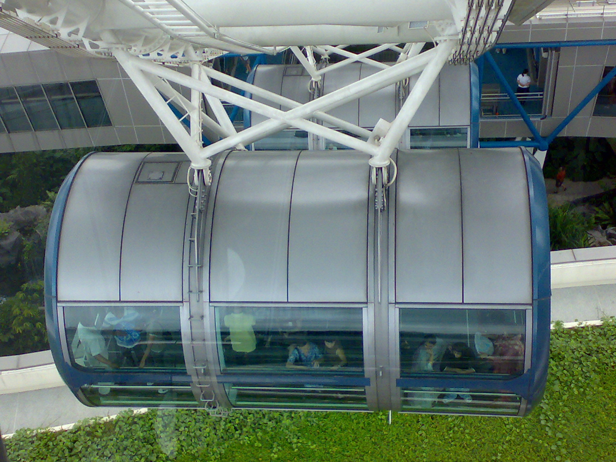 Singapore Flyer – A Free Ride For My Birthday In August ...